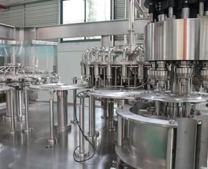 飲料工廠全廠平面布置圖
