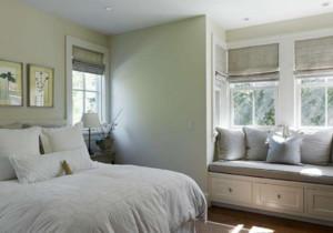 卧室飘窗台装修效果图欣赏