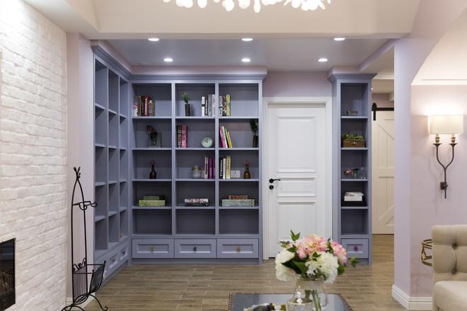 家裝客廳櫥櫃設計效果(guo)圖大全