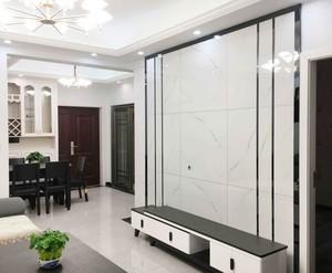 现代风格客厅电视墙效果图大全