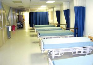 社区医院康复病房装修图片