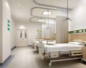 二级康复医院装修设计
