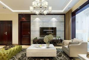 簡約現代風格的客廳效果圖大全