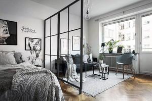 現代簡約客廳北歐風格裝修效果圖欣賞