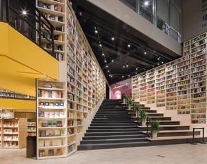重庆图书馆最近在装修效果图