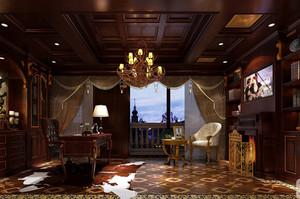 別墅歐式新古典裝修風格圖片大全