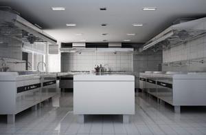 餐館大理石臺面高低高低設計圖