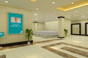 医院康复大厅装修效果图