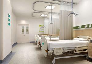 医院康复科地面装修
