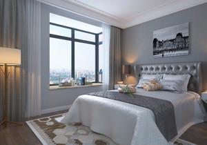 带飘窗的卧室怎么装修效果图赏析
