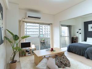 40平米方形公寓裝修效果圖