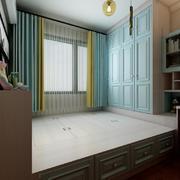 臥室簡約家具70平米裝修
