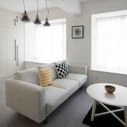 客廳簡約沙發小戶型裝修