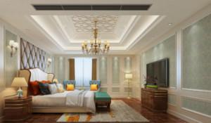 20平米开放式卧室连客厅装修效果图