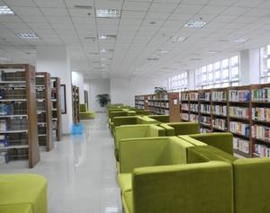 广州科技图书馆装修效果图