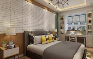 40平米正方形單身公寓裝修效果圖