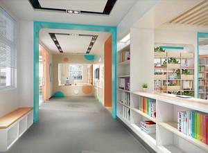图书馆装修设计效果图