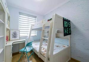 6平米兒童房上下床效果圖