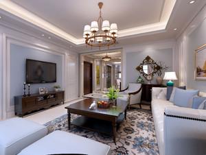 20平米的客廳效果圖