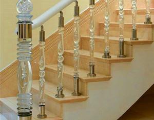 樓梯扶手立柱效果圖