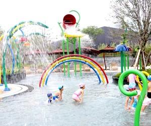 户外儿童乐园装修效果图