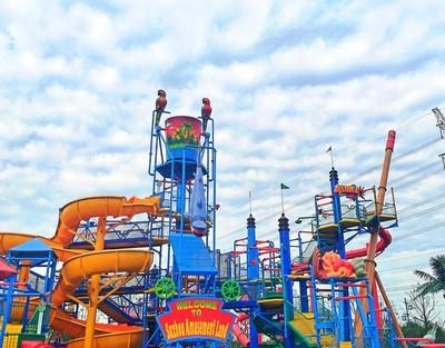 莫莉幻想兒童樂園裝修效果圖