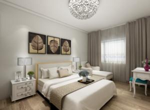 臥室床頭燈壁燈效果圖
