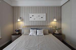 臥室壁燈高度效果圖