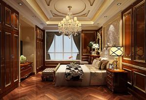 歐式臥室壁燈效果圖