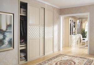 臥室櫥柜造型效果圖