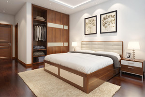 臥室櫥柜內部設計圖