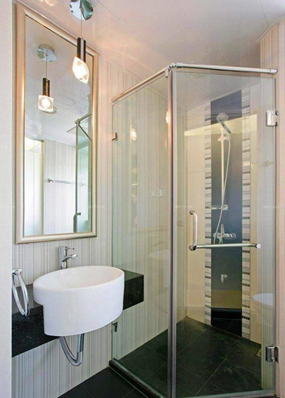 2平米小户型卫生间装修效果图大全