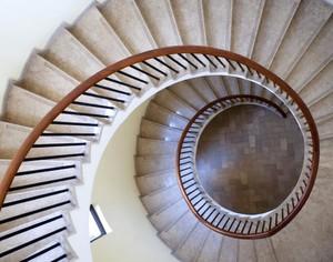 螺旋樓梯效果圖