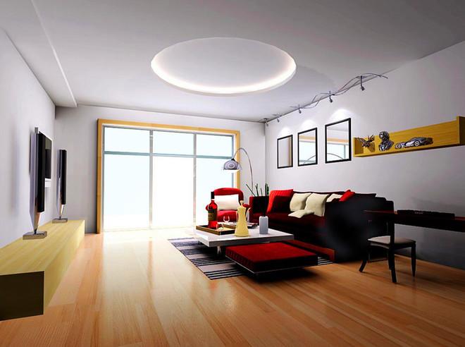 客厅的风水及布局图