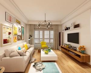 客廳裝飾品擺件效果圖