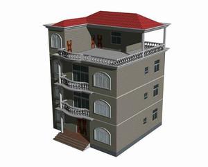農村自建出租房設計圖