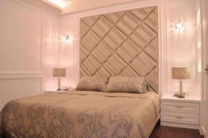 臥室墻壁燈效果圖
