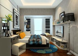 9平方学生卧室装修效果图