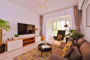 小客廳顏色搭配效果圖