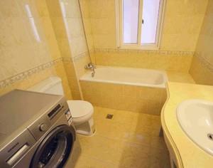 3平米衛生間放洗衣機設計圖
