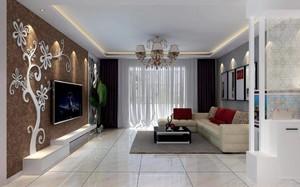 廚房和客廳的隔斷衛生間裝修效果圖