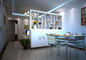 衛生間門與客廳隔斷裝修效果圖大全賞析