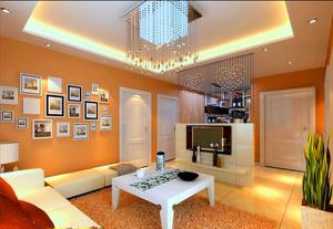 衛生間和客廳的隔斷裝修效果圖欣賞