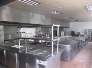 公司食堂廚房平面圖