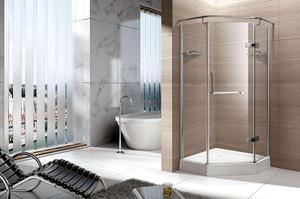 簡易淋浴房安裝圖
