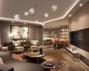 高級豪華酒店式公寓平面圖