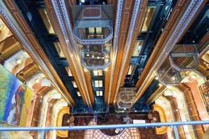 室外觀光電梯效果圖