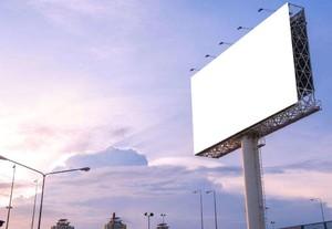 廣告牌效果圖