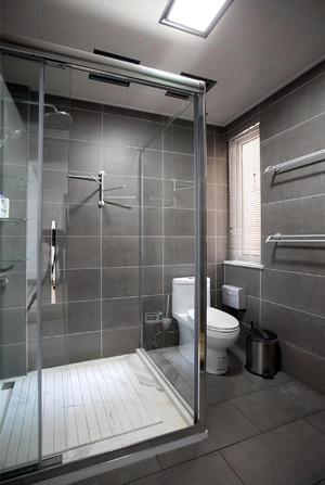 89平米房子現代輕奢6平方米衛生間裝修效果圖