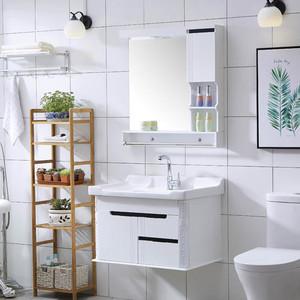130平方別墅后現代風格衛生間儲物柜裝修效果圖